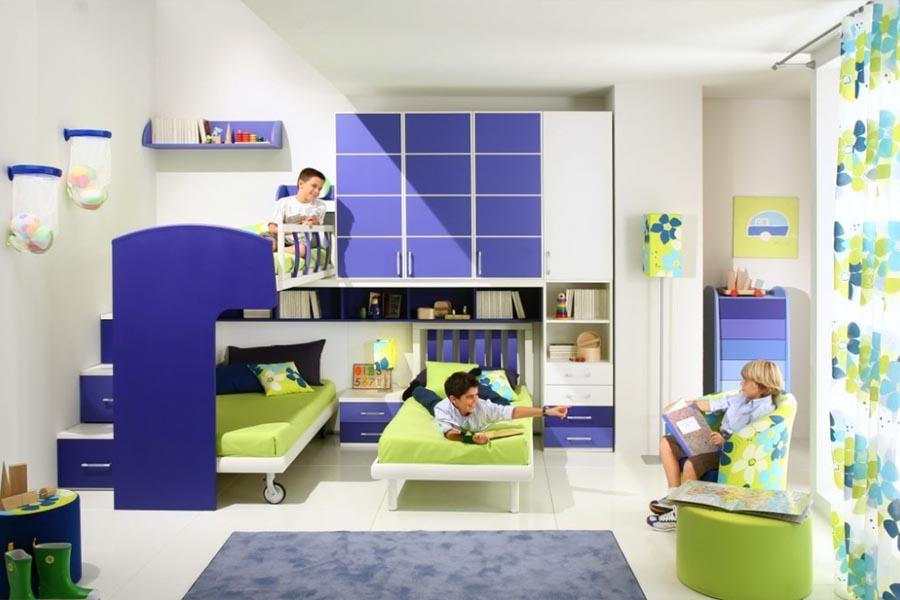 Ideje za uređenje dečijih soba